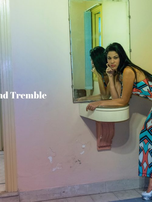 With Amaze and Tremble